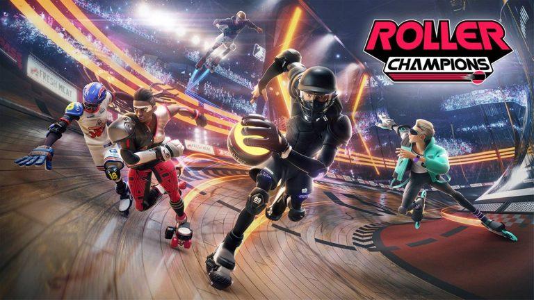 Roller Champions – Voit sa date de sortie repoussée à 2021