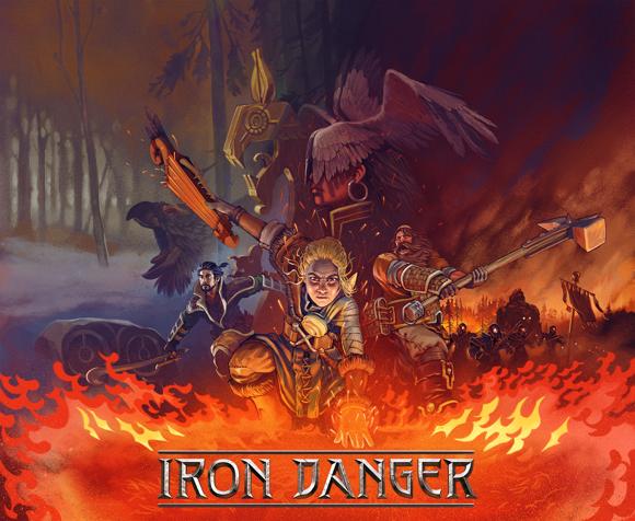 Iron Danger – Le RPG tactique est désormais disponible sur Steam et GOG