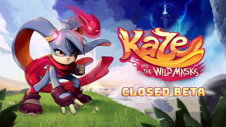 Kaze and the Wild Masks – Lancement de la bêta fermée