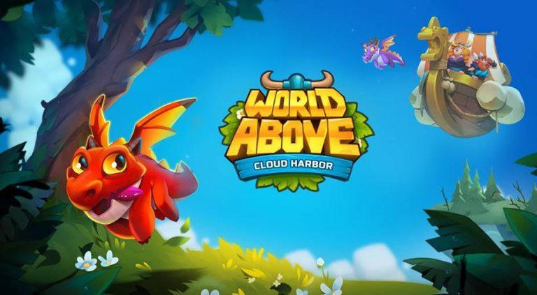 World Above : Cloud Harbor – Désormais disponible sur iOS et Android