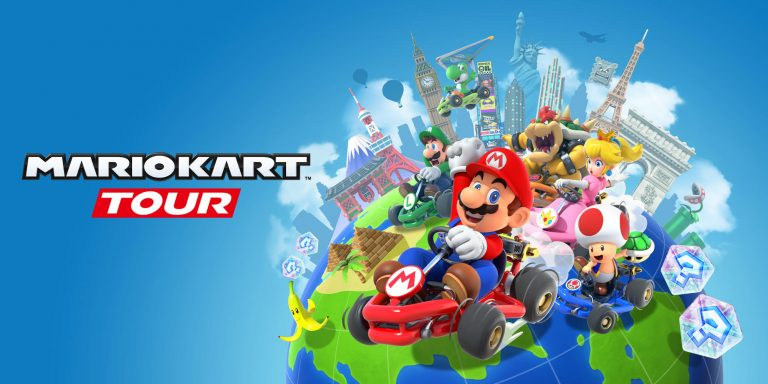 Mario Kart Tour – Le multijoueur en temps réel est arrivé !