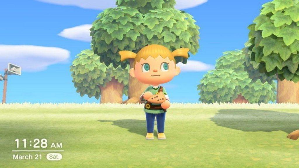 Animal Crossing Zelda