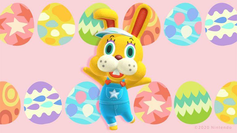 Animal Crossing New Horizon – Tout savoir sur l'événement de Pâques