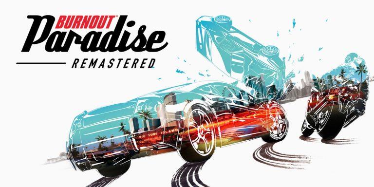 Burnout Paradise – Les courses folles arrivent sur la Nintendo Switch