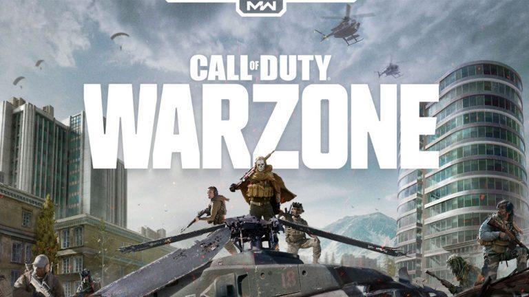 Call of Duty : Warzone – 500 000 tricheurs bannis du jeu