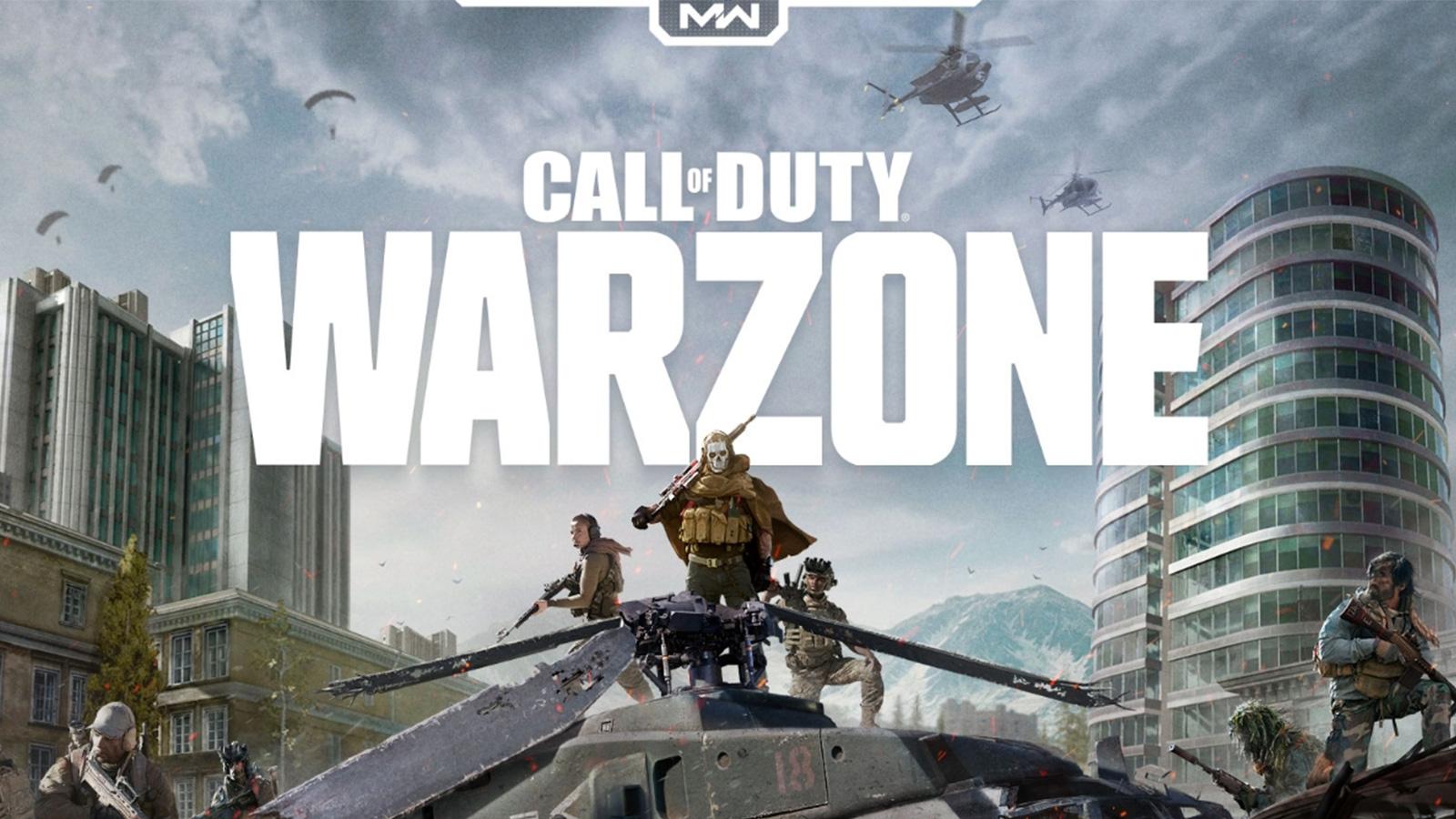 Call of Duty Warzone jeu