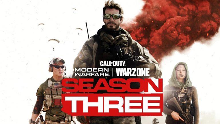Call of Duty : Modern Warfare – Sera jouable gratuitement ce week-end