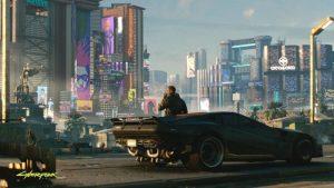 Cyberpunk 2077 date