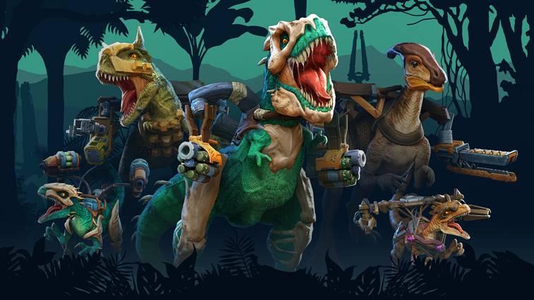 Dino Squad – Une bêta disponible sur iOS et Android