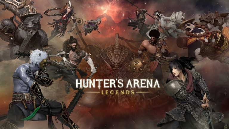 PREVIEW – Hunter's Arena Legends