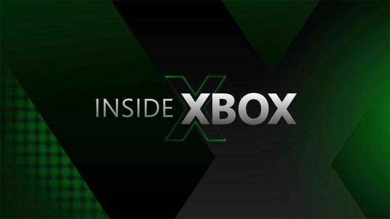 Inside Xbox – Récapitulatif de l'émission du 7 avril 2020