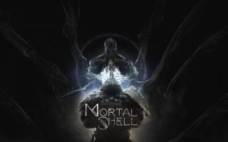Mortal Shells - ArtWork