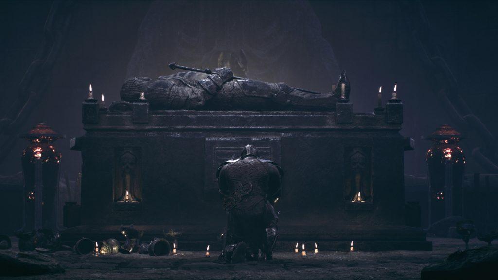 Mortal Shells - Sarcophage