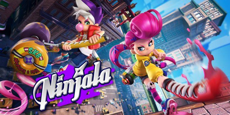 Ninjala – La bêta ouverte au mois d'Avril sur Nintendo Switch