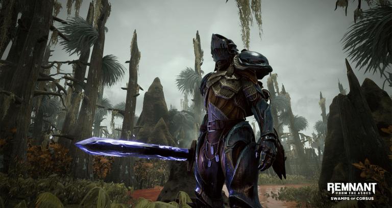 Remnant : From the Ashes – Le DLC Swamps of Corsus est disponible sur PC !