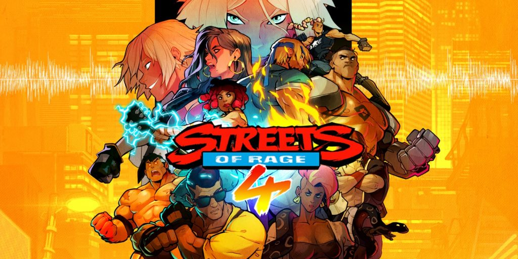 Streets of Rage 4 collector