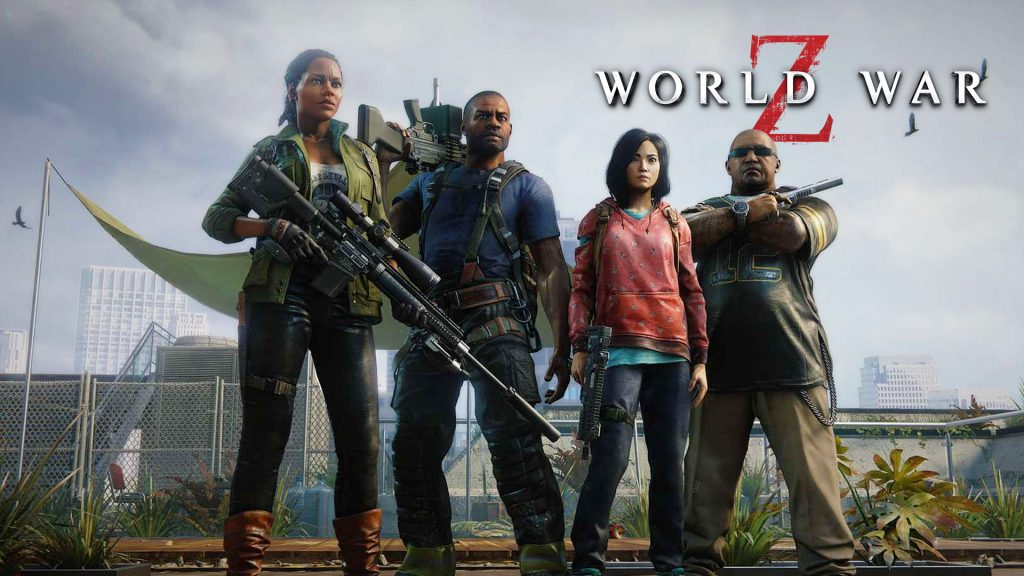 World War Z Jeu