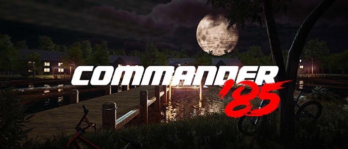 Commander '85 – Le thriller annoncé sur consoles et PC