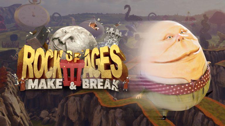 Rock of Ages 3 – Le trailer sort de sa coquille !!