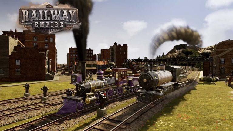 Railway Empire – La simulation ferroviaire arrivera (à l'heure) dès le 19 juin sur Nintendo Switch !