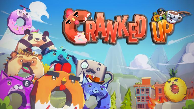 Cranked Up – Les donuts envahissent Steam en accès anticipé !