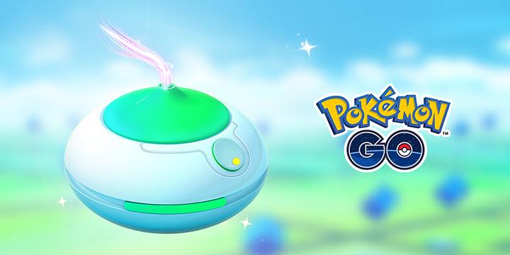 Pokemon Go – Confinement et journée de l'Encens le 19 avril