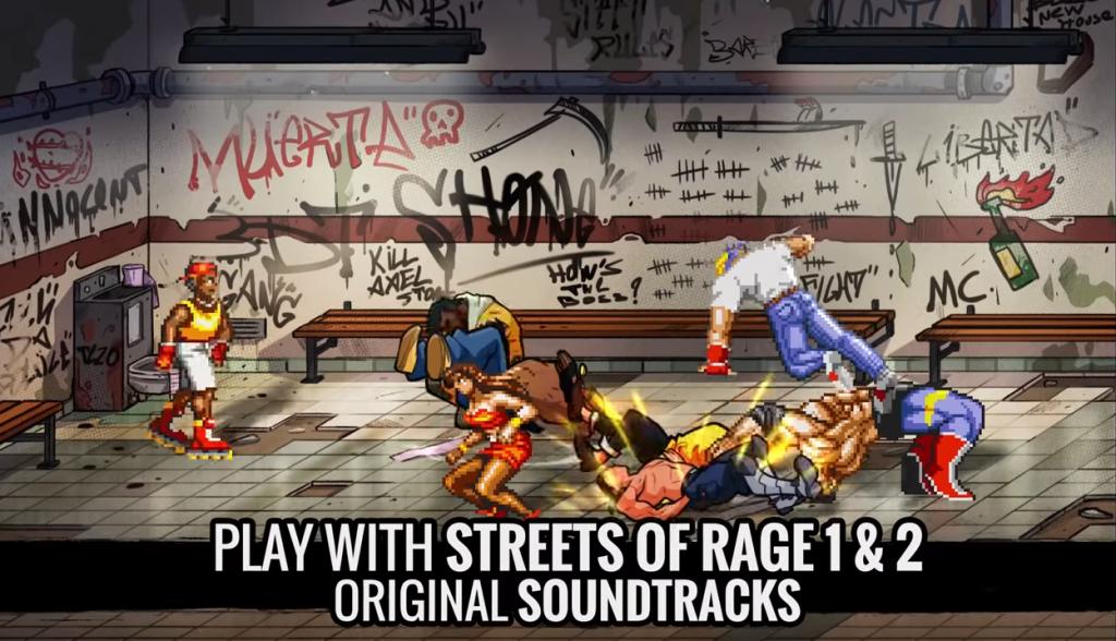 streets of rage 4 b