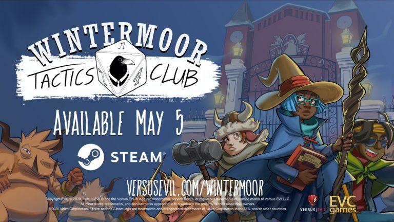 Wintermoor Tactics Club – Le RPG tactique débarque bientôt sur PC