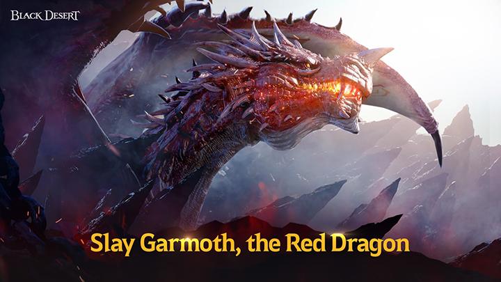 Black Desert – Affrontez le dernier dragon dans Le Retour de Garmoth !