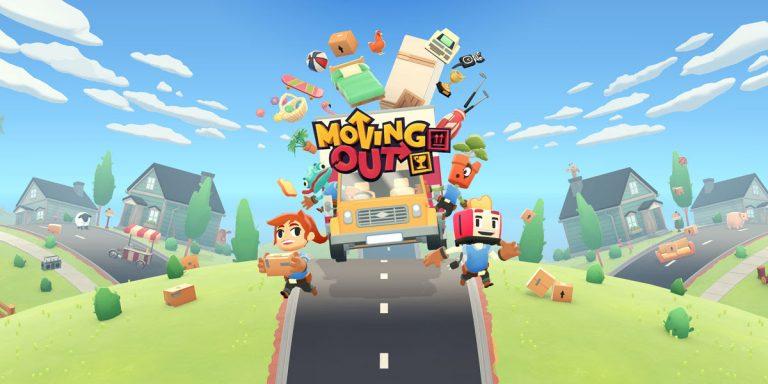 Moving Out – Les déménageurs débarquent en version physique le 28 avril 2020 !