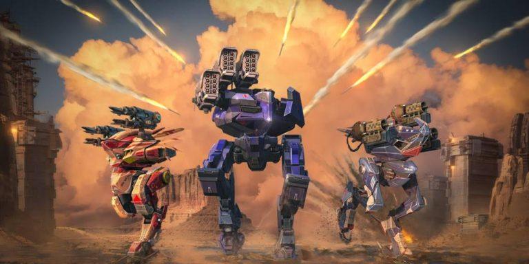 War Robots Remastered – Le shooter mobile sortira cet automne