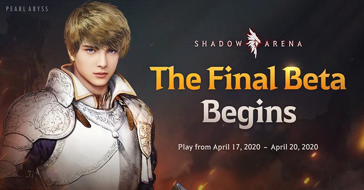 Shadow Arena – La dernière phase de bêta fermée est ouverte