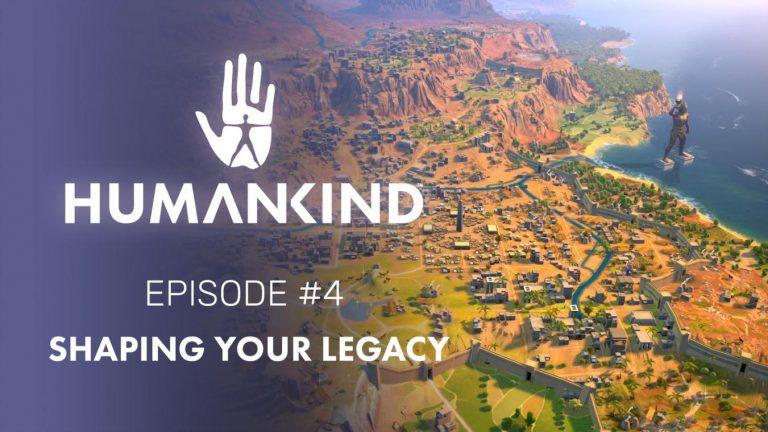Humankind – Amplitude Studios détaille l'importance de la renommée