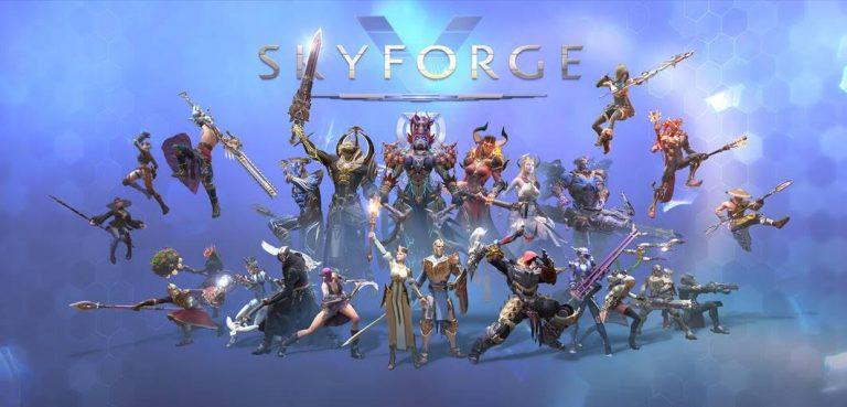 Skyforge – Célébrez le cinquième anniversaire du jeu avec une nouvelle extension