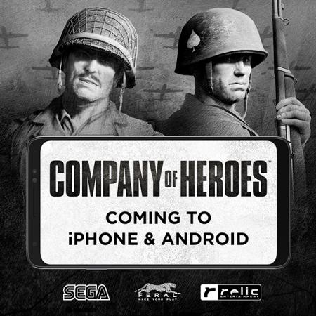 Company of Heroes – Le jeu débarque sur iPhone et Android dans le courant de l'année !