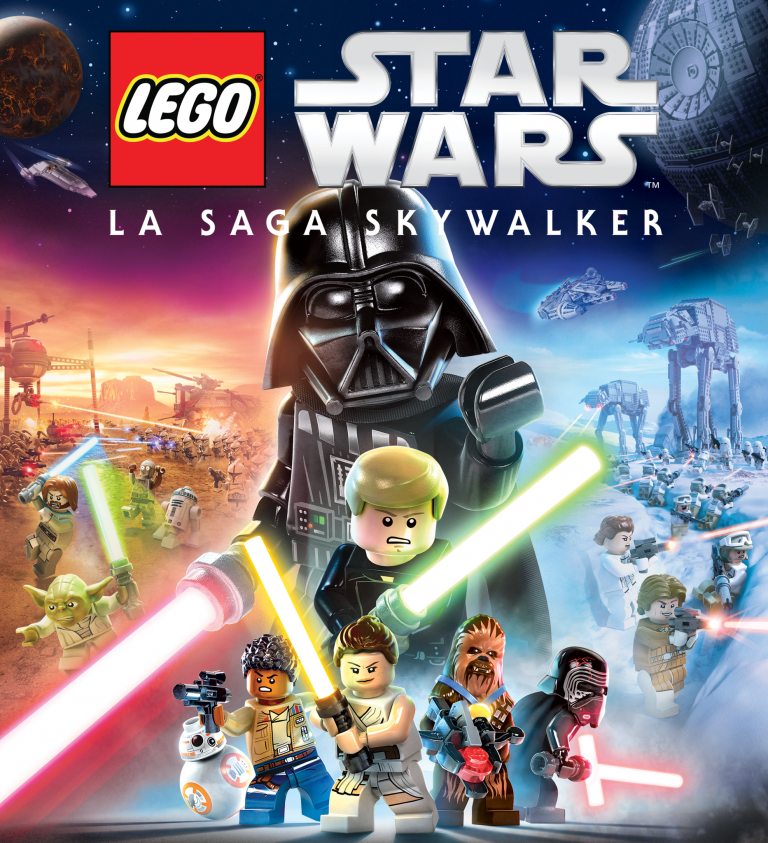 LEGO Star Wars : La Saga Skywalker – La Force se dévoile en image
