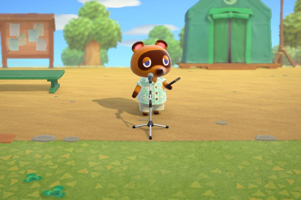 Animal Crossing New Horizon glitch
