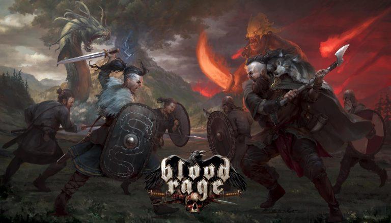 Blood Rage : Digital Edition – Les précommandes ouvertes pour gagner votre entrée au Valhalla