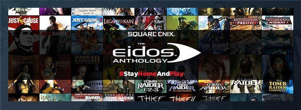 Bon Plan – Square Enix Eidos Anthology Bundle : 54 (grands) jeux à 37€50