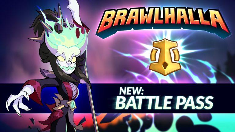Brawlhalla – Découvrez le tout premier Battle Pass du jeu !