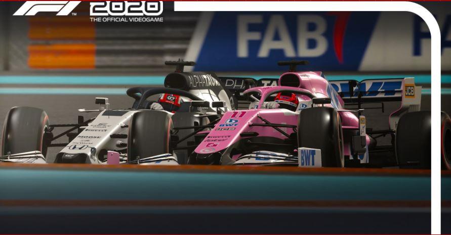 F1 2020 trailer de gameplay