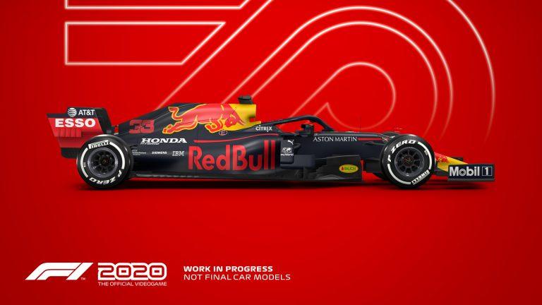 F1 2020 – Mettez la gomme avec le tour de chauffe du circuit de Barcelone-Catalogne !