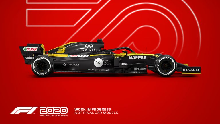 F1 2020 – Le jeu présente ses caractéristiques dans un nouveau trailer épique !