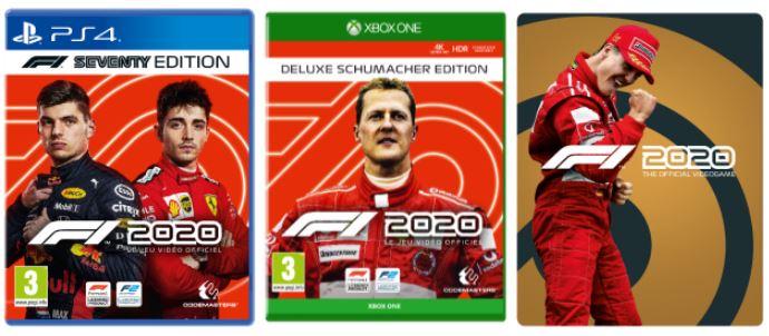 F1 2020 - Jaquettes et vidéo du circuit Zandvoort