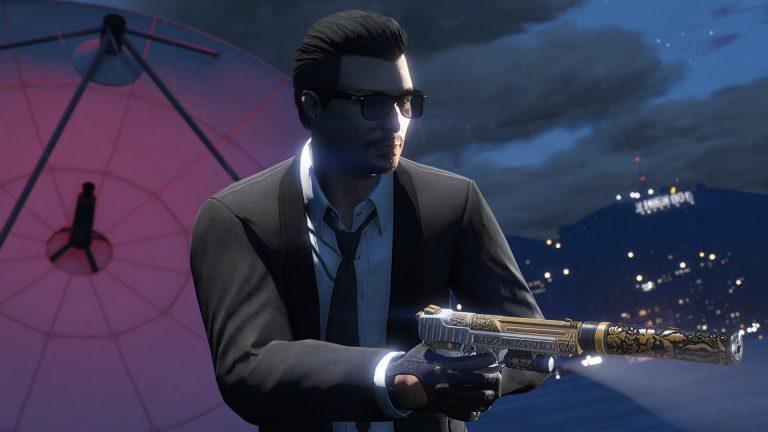 GTA Online – Récompenses doublées et pistolets gratuits !