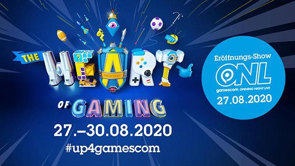 Gamescom 2020 – Proposera un événement numérique dès le 27 août