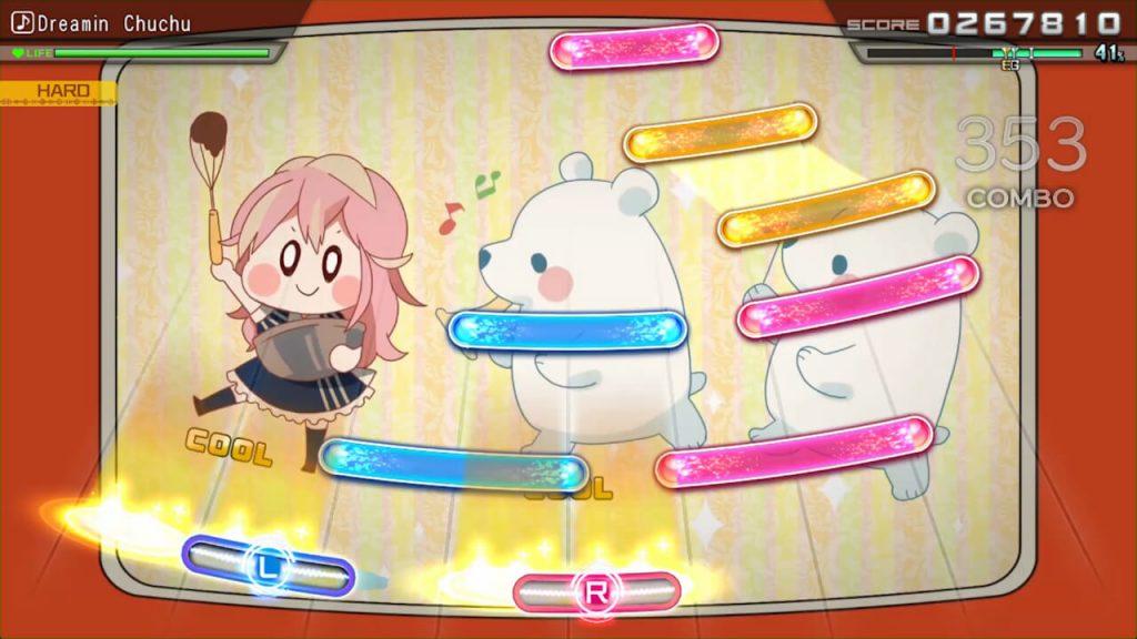 Hatsune Miku Project DIVA Mega Nintendo switch