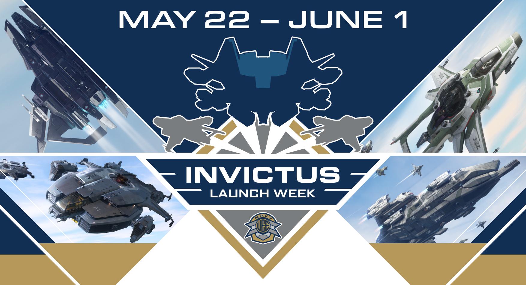 Invictus Promo Poster v12