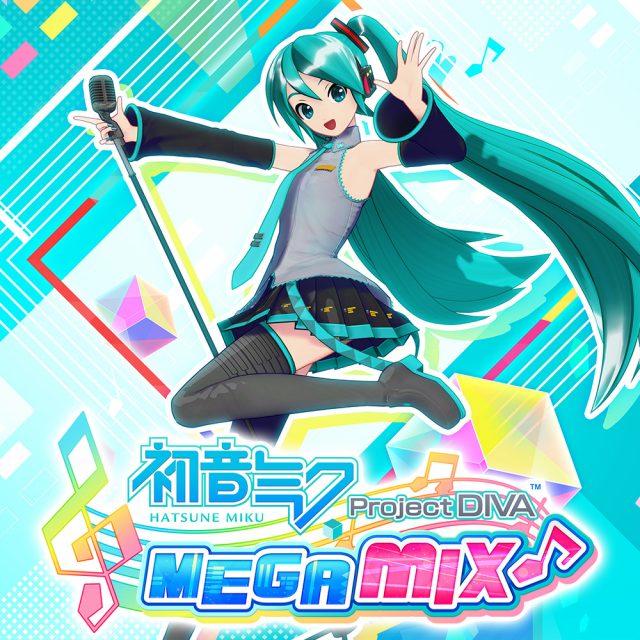 Hatsune Miku Project DIVA Mega Mix 01