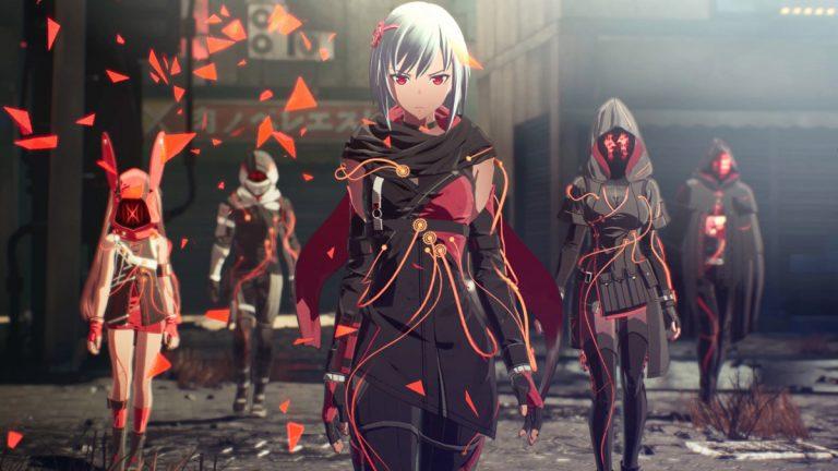 [Xbox20/20] Scarlet Nexus – Dévoilé pour Xbox Series X et Xbox One